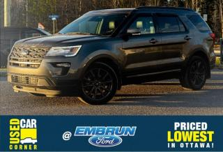 Used 2018 Ford Explorer XLT for sale in Embrun, ON