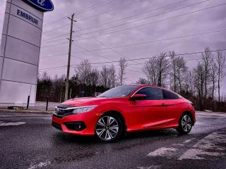 Used 2017 Honda Civic COUPE EX-T for sale in Embrun, ON