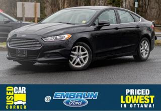 Used 2013 Ford Fusion SE for sale in Embrun, ON