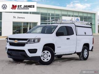 Used 2016 Chevrolet Colorado 4WD WT for sale in Winnipeg, MB