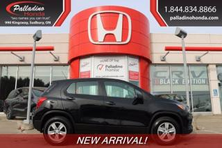 Used 2017 Chevrolet Trax LS - BACK UP CAMERA BLUETOOTH - for sale in Sudbury, ON