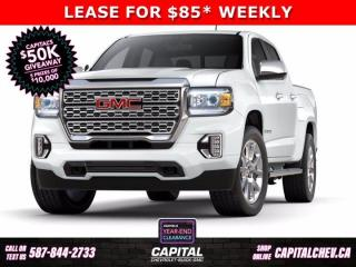 New 2021 GMC Canyon 4WD Denali for sale in Calgary, AB