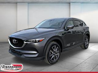 Used 2018 Mazda CX-5 GT AWD * JAMAIS ACCIDENTE* for sale in Donnacona, QC