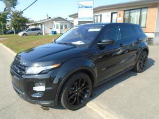 Used 2014 Land Rover Evoque Dynamic for sale in Ancienne Lorette, QC