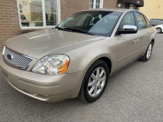 Used 2005 Ford Five Hundred Limited AWD for sale in Pointe-Aux-Trembles, QC