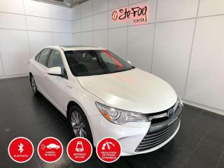 Used 2017 Toyota Camry HYBRIDE - XLE - TOIT OUVRANT for sale in Québec, QC