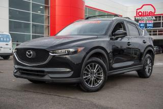 Used 2017 Mazda CX-5 GX/GARANTIE PROLONGEE DISPONIBLE* EQUIPEMENT COMPLET DU MODELE GX for sale in Terrebonne, QC