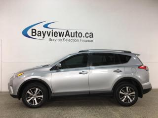 Used 2018 Toyota RAV4 LE - HTD SEATS! REVERSE CAM! ALLOYS! + MORE! for sale in Belleville, ON