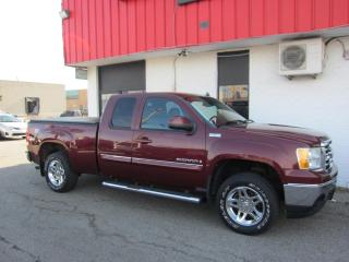 Used 2009 GMC Sierra 1500 SLT $15,995+HST+LIC FEE / LOADED / LEATHER/ CERTIFIED / ALL WHEEL DRIVE for sale in North York, ON