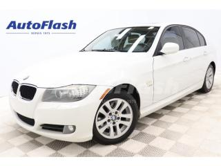 Used 2009 BMW 3 Series X-DRIVE *TOIT/ROOF *CRUISE *A/C *SIEGES-CHAUFFANTS for sale in St-Hubert, QC
