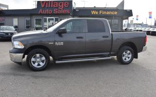 Used 2017 RAM 1500 ST CRUISE CONTROL! 4X4! AUX! for sale in Saskatoon, SK