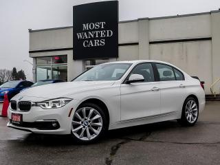 Used 2016 BMW 328xi xDRIVE|NAVIGATION|LEATHER|ALLOYS|XENON|FOG LIGHTS for sale in Kitchener, ON