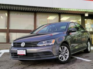 Used 2016 Volkswagen Jetta 1.4 TSI Trendline+ SUNROOF | BACKUP CAMERA | HEATED SEATS for sale in Waterloo, ON