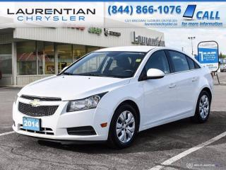 Used 2014 Chevrolet Cruze 1LT!!  SELF CERTIFY!! for sale in Sudbury, ON