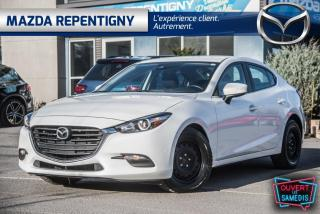 Used 2018 Mazda MAZDA3 GS BM for sale in Repentigny, QC