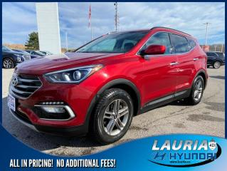 Used 2017 Hyundai Santa Fe Sport 2.4L FWD for sale in Port Hope, ON