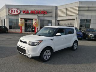 Used 2015 Kia Soul LX **BLUETOOTH **A/C **VITRE ELECTRIQUE **USB for sale in Mcmasterville, QC