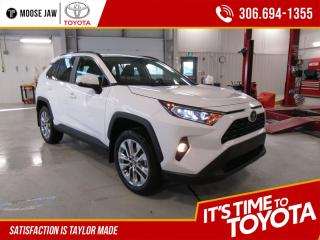 New 2021 Toyota RAV4 XLE Premium AWD for sale in Moose Jaw, SK
