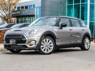 Used 2017 MINI Cooper Clubman Cooper S Clubman for sale in Cobourg, ON