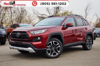 New 2021 Toyota RAV4 TRAIL for sale in Hamilton, ON