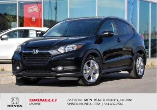 Used 2017 Honda HR-V EX-L AWD CUIR TRES BAS KM AWD CUIR TOIT MAGS NAVI++ for sale in Lachine, QC