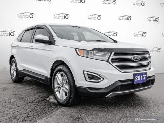 Used 2017 Ford Edge SEL Navi/Heated Seats/Rear View Camera for sale in St Thomas, ON