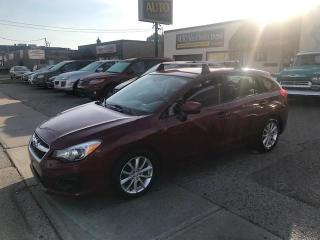 Used 2014 Subaru Impreza 2.0i Touring Package 1 OWNER  WELL MAINAINED 76000 KMS for sale in Etobicoke, ON