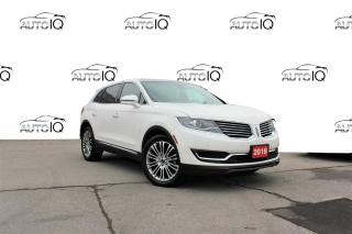Used 2018 Lincoln MKX Reserve Certified Pre Owned! Finance Rate Starting at 2.9% OAC. for sale in Hamilton, ON