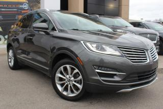 Used 2017 Lincoln MKC Select AWD Sunroof Navigation for sale in Hamilton, ON