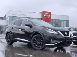 New 2020 Nissan Murano LIMITED EDITION for sale in Midland, ON