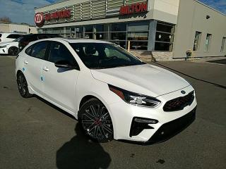 New 2021 Kia Forte5 GT for sale in Milton, ON
