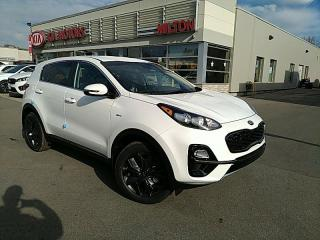 New 2021 Kia Sportage LX S for sale in Milton, ON