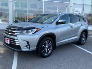 Used 2018 Toyota Highlander XLE-ONLY 28,696 KMS!!! for sale in Cobourg, ON