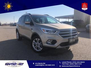Used 2018 Ford Escape SEL PENDING SALE for sale in Leamington, ON