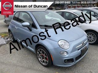 Used 2014 Fiat 500 Sport for sale in Duncan, BC