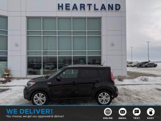 Used 2015 Kia Soul EX+ REMOTE START | 2 SET OF TIRES, WINTER AND SUMMER | CERTIFIED-USED KIA DEALER for sale in Fort Saskatchewan, AB