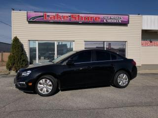 Used 2016 Chevrolet Cruze Limited 1LT LT BLUETOOTH for sale in Tilbury, ON