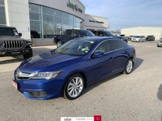 Used 2018 Acura ILX Tech Sedan for sale in Chatham, ON