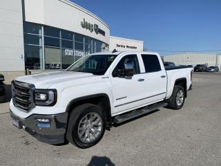 Used 2018 GMC Sierra 1500 4WD Crew Cab 143.5  SLT for sale in Chatham, ON