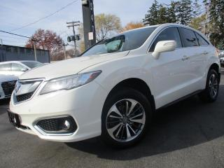Used 2018 Acura RDX Elite AWD for sale in Burlington, ON
