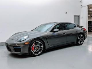 Used 2015 Porsche Panamera GTS/SOFT CLOSING DOORS/PREMIUM PLUS PKG! for sale in Toronto, ON