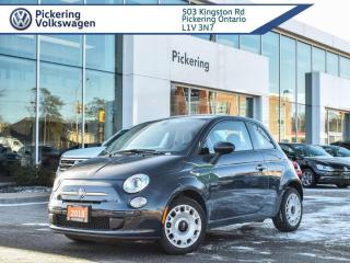 Used 2017 Fiat 500 POP! ONE OWNER! for sale in Pickering, ON