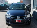 2011 Volkswagen Tiguan AWD PANOROOF ALLOYS LEATHER