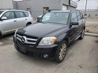 Used 2010 Mercedes-Benz GLK-Class 4MATIC 4dr 3.5L Pwr Tailgate for sale in Winnipeg, MB