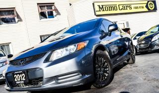 Used 2012 Honda Civic LX for sale in St. Catharines, ON