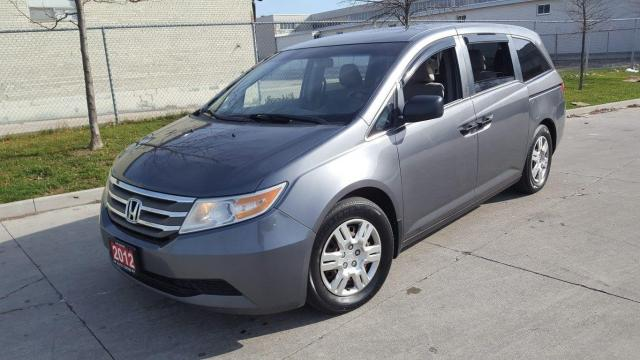 2012 Honda Odyssey 7 Pass, Low KM, 3 Years warranty available