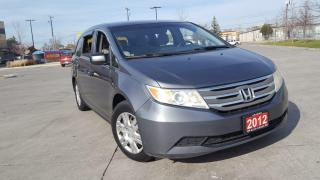 Used 2012 Honda Odyssey 7 Pass, Low KM, 3 Years warranty available for sale in Toronto, ON