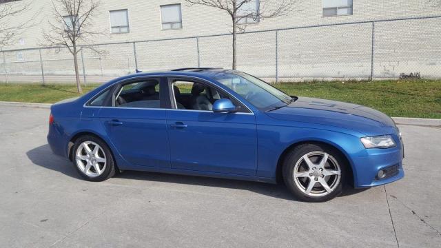 2009 Audi A4 Quattro, Auto, 4 door, Low KM,3/Y Warranty Availab