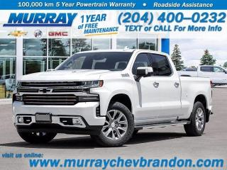 New 2021 Chevrolet Silverado 1500 High Country for sale in Brandon, MB