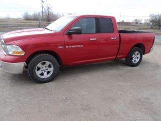 Used 2012 RAM 1500 for sale in Winnipeg, MB